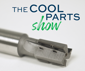 3D Printed Tool for CNC Machining: The Cool Parts Show S3E1