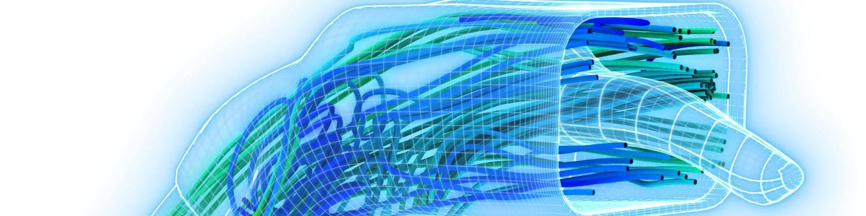 computational fluid dynamics data