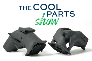 3D Printed Air Duct Based on Fluid Dynamics: The Cool Parts Show #26