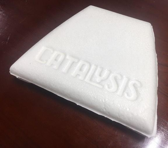 molded foam seat cushion