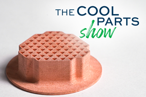 Reusable, 3D Printed Copper Filter: The Cool Parts Show #28
