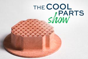 3d printed copper filter
