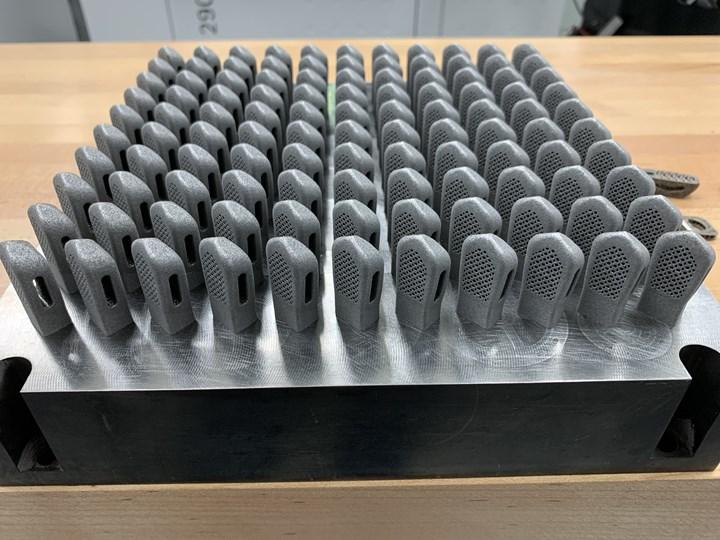 3d printed metal spine implants