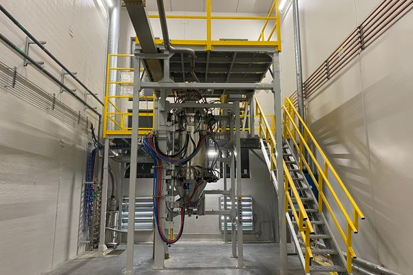 Can the U.S. Become Self-Sufficient in Aerospace Alloy Metal Powders? image