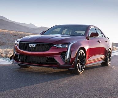 2022 Cadillac Blackwing CT4-V