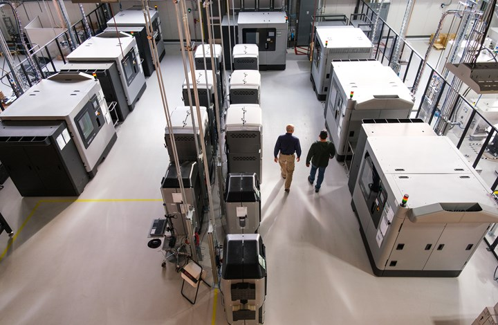 GM additive industrialization center