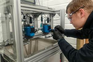 Renishaw Metal AM Enables Domin to Create CO2-Reducing Valve