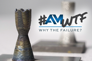 Directed Energy Deposition (DED) Error Turns Nozzle Into Chess Piece — AM: Why the Failure? Episode 3