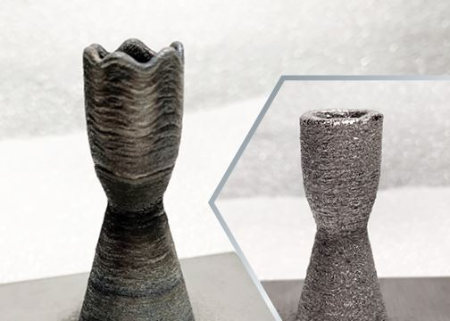 Directed Energy Deposition (DED) Error Turns Nozzle Into Chess Piece — AM: Why the Failure? #3 image