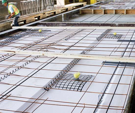 Higher performance in precast concrete with CFRP : CompositesWorld