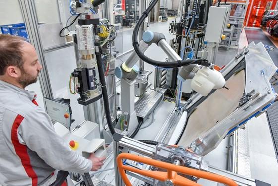 Human-robot Audi