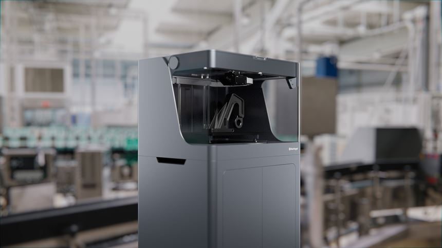 New 3D printers from Markforged.
