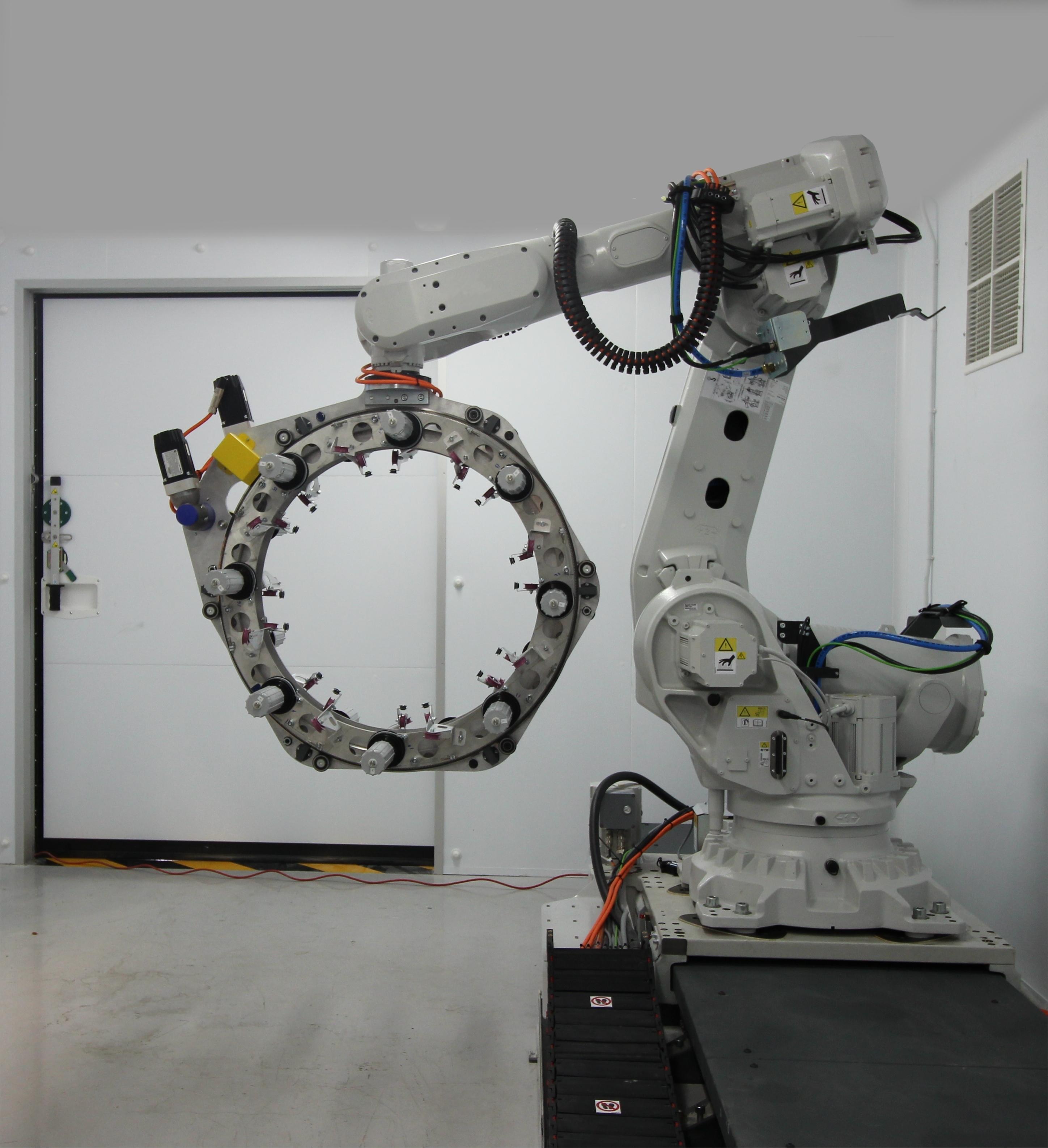 Cygnet Texkimp high speed 3D winder