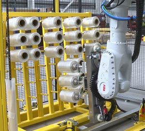 Cygnet Texkimp automated systems for material handling