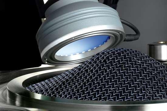 automated fabric drapability tester