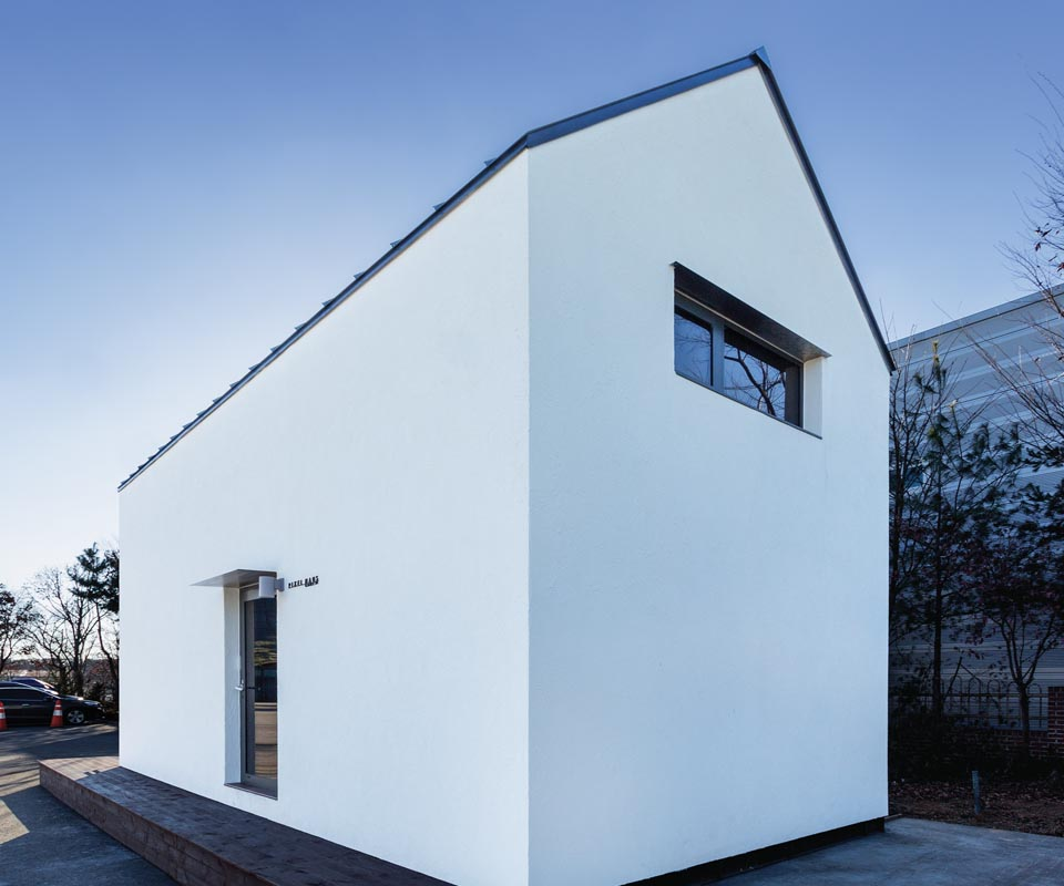 Gable House demonstrator
