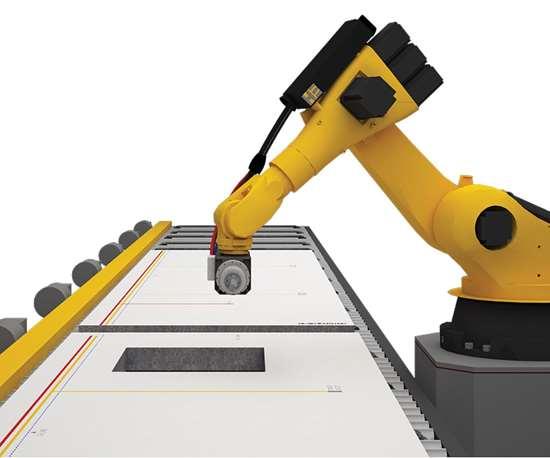 CNC robot