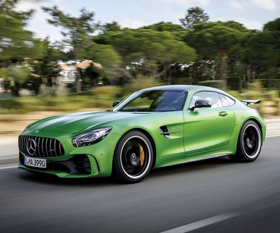 New Mercedes AMG GTC roadster
