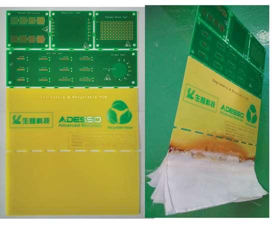 Adesso Advanced Materials' Recycloset epoxy resin