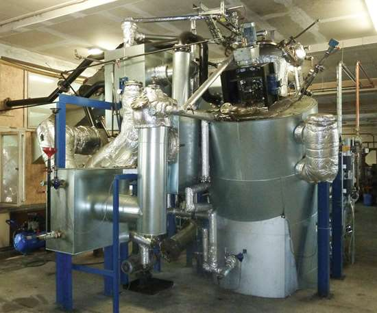 Thermolyzer waste-to-energy technology from CHZ Technologies