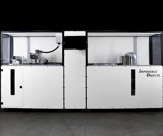 Model one printer