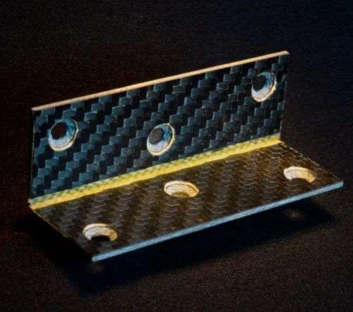 Talon Technologies Carbon-Kevlar Hinge
