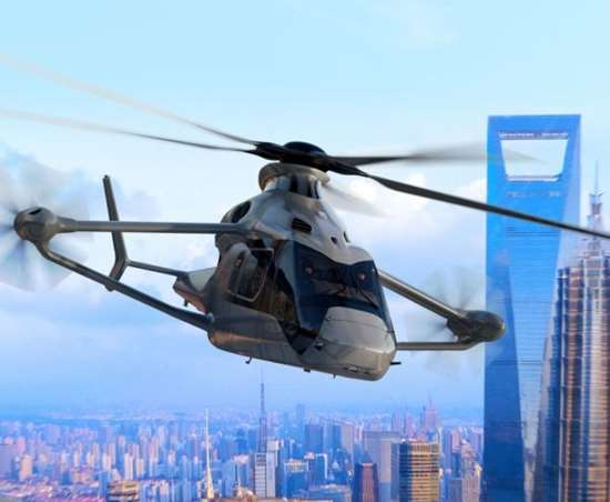 Airbus Helicopters Racer high-speed compound helicopter demonstrator