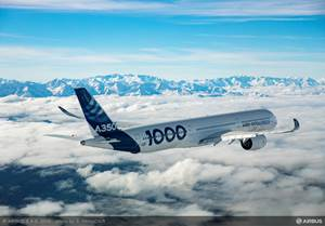 A350-1000 receives type certification