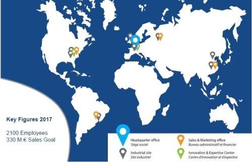 Porcher Industries global