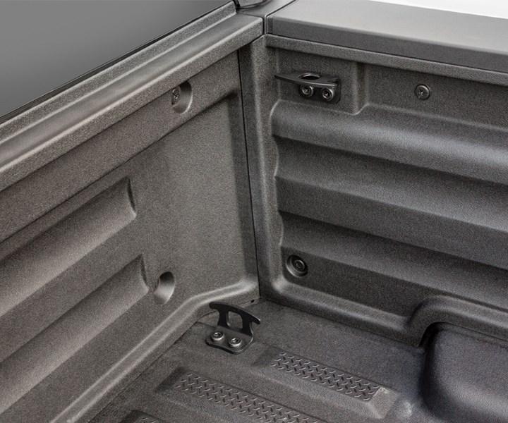sheet molding compound (SMC) composite pickup box