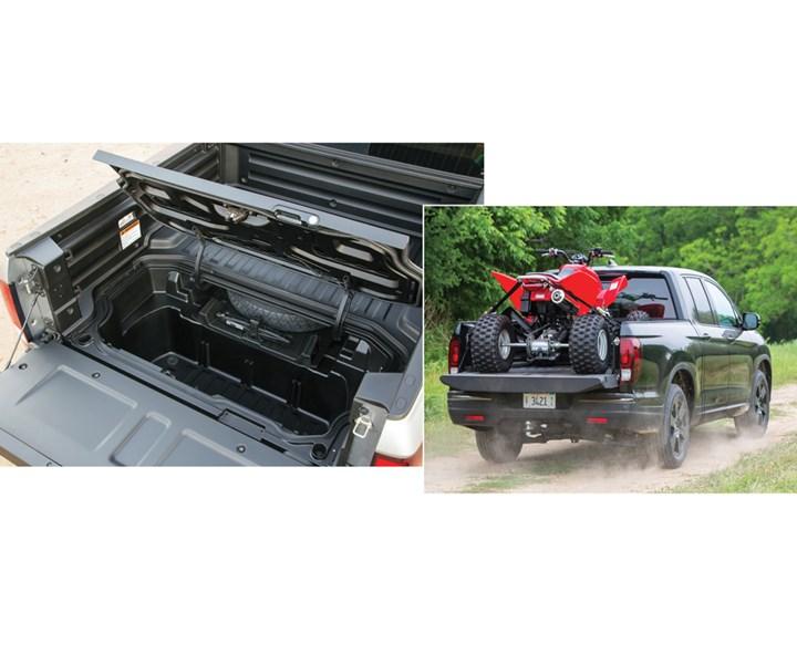 composite pickup box