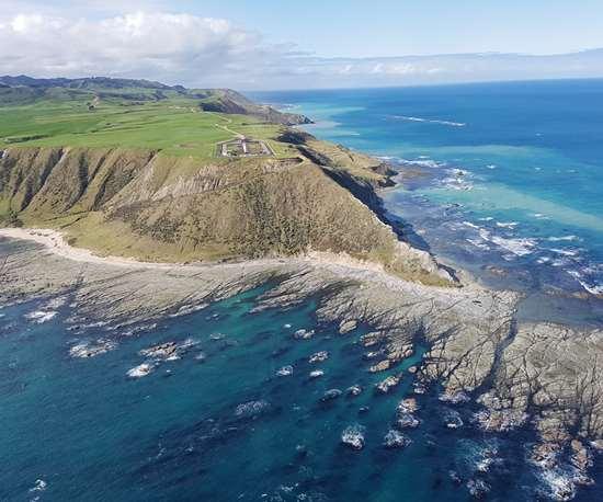 Mahia Peninsula, NZ