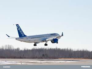 FACC secures additional order for Bombardier C Series