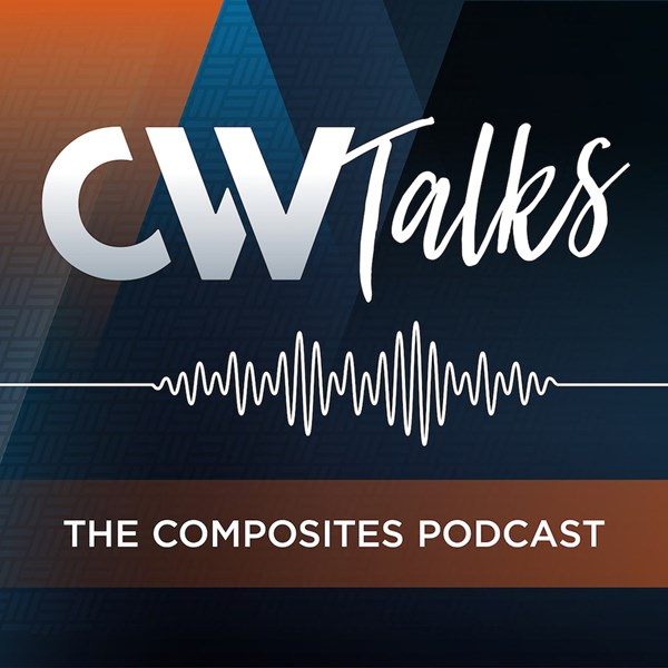 CW Talks: The Composites Podcast logo