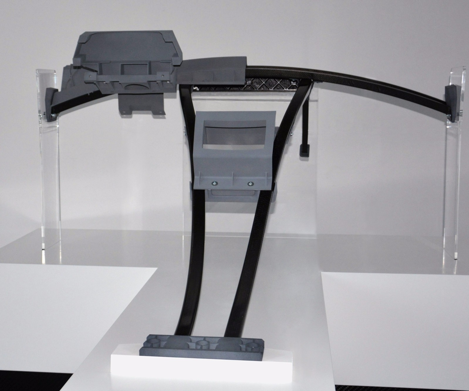 SGL and Bertrandt's Carbon Carrier for auto interiors