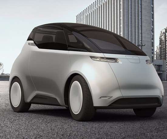 Uniti electric car