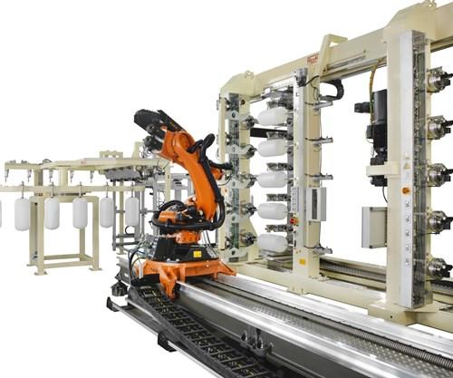 Roth develops high-volume LPG tank line