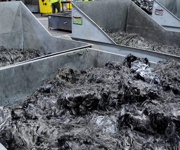 ELG Carbon Fibre recycled carbon fiber
