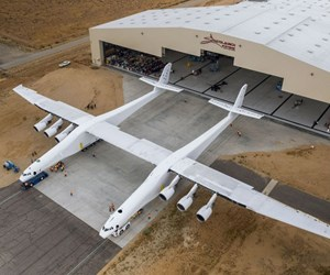 Optimizing composites for the Stratolaunch