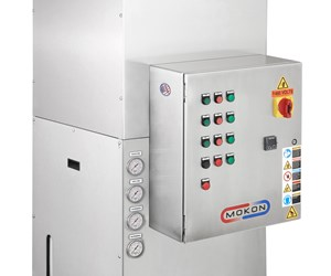 Mokon Full Range temperature control system.