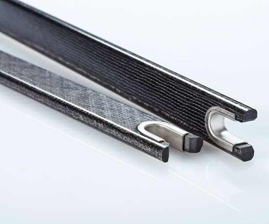 PolyOne carbon fiber composite automotive braces.
