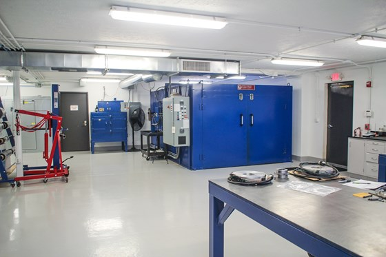 A&P Technology lab