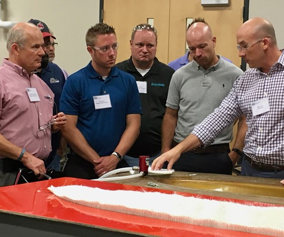 Composites One/IACMI composites prototyping conference.