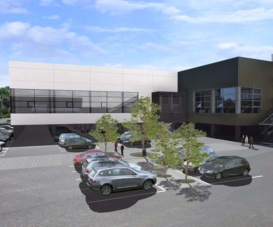 Rendering of Fill planned expansion.