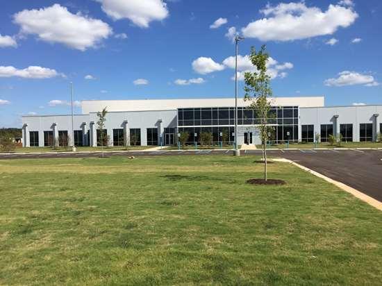 GE Aviation's new CMC facility in Huntsville, AL, US.