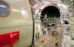 Spirit AeroSystems plans major expansion