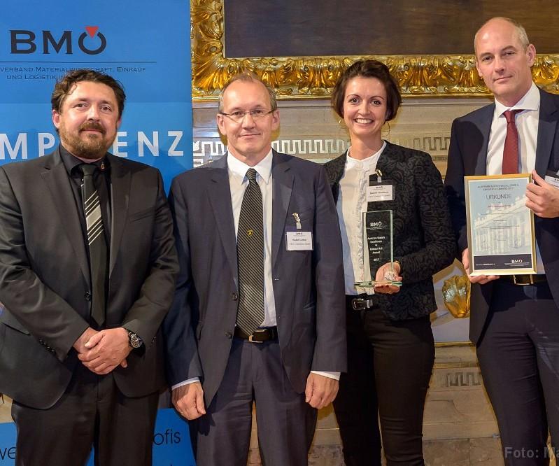 FACC wins management award
