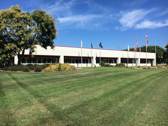 Firestone fibers manufacturing facility.