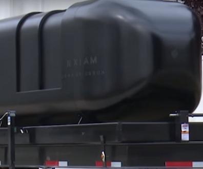 ORNL/US Navy 3D-printed submarine hull demonstrator