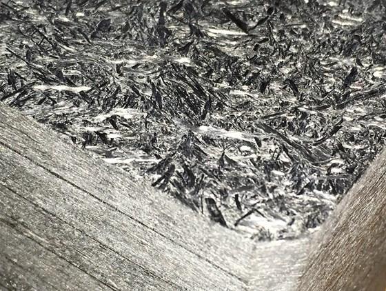 Carbon Fibre Preforms material
